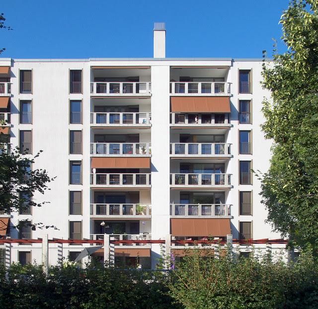 Gutstrasse Wohnüberbauung