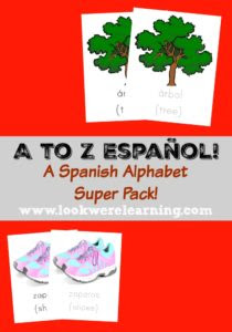 A to Z Espanol Pack (1)