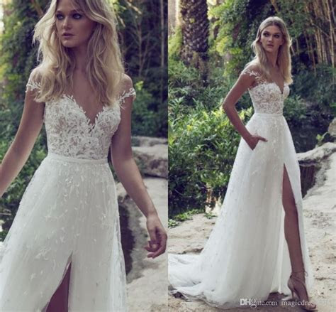 Gallery Beach Wedding Dresses Canada   AxiMedia.com