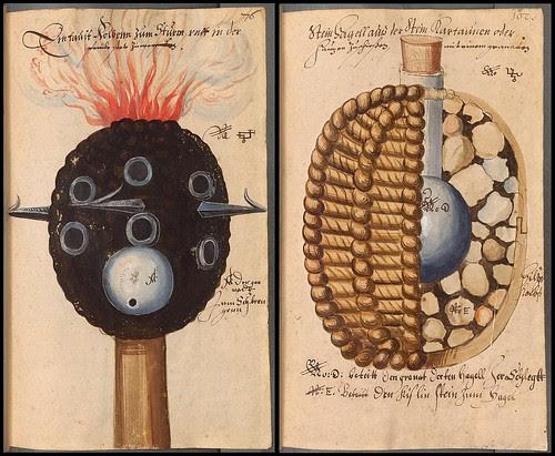 Kunst und Artillerie-Buch h