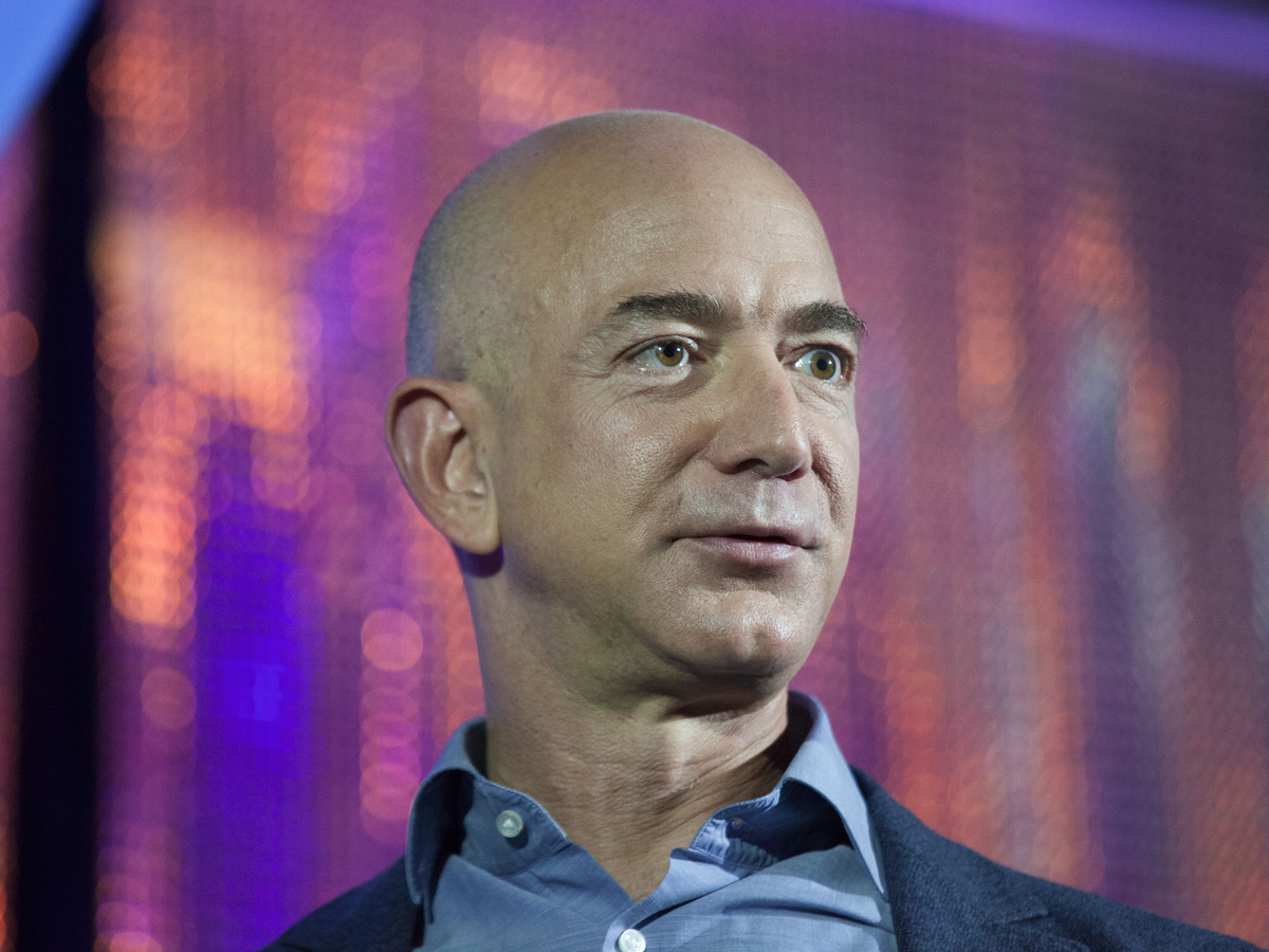 4. Jeff Bezos