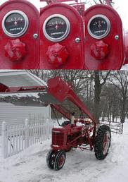 Farmall H Battery Installed Backwards Yesterday S Tractors