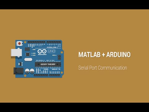 MATLAB Arduino Tutorial 2.0 - Serial Connection between Arduino to MATLAB ( Streaming value)