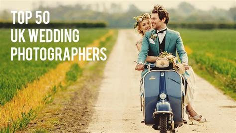 Top 50 UK Wedding Photographers   GoHen.com