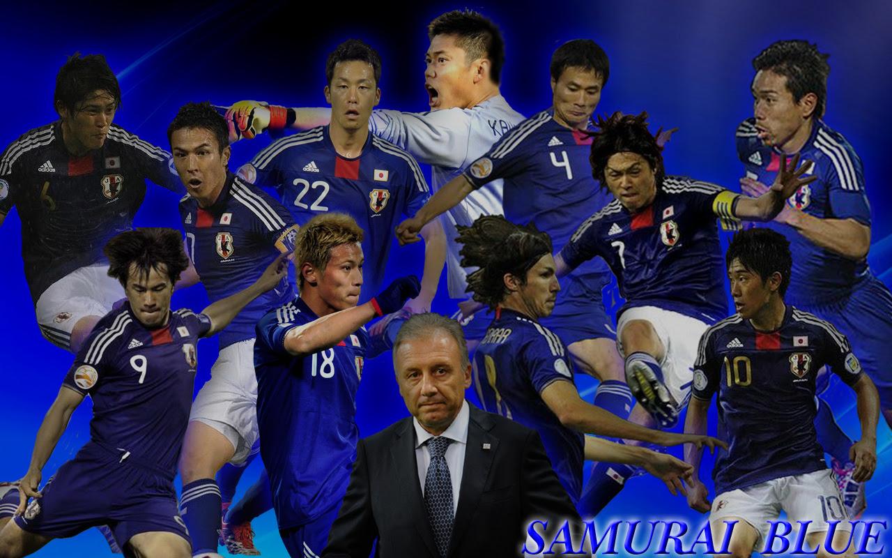サッカー日本代表をいつでも応援 パソコン壁紙まとめ Naver まとめ
