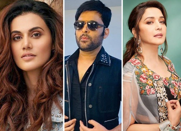 Taapsee Pannu's Haseen Dillruba, Kapil Sharma's comedy special, Madhuri Dixit's Finding Anamika and other titles announced by Netflix India