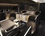 A nova primeira classe da British Airways