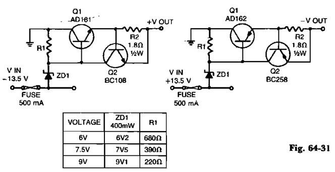 Short Circuit Protection Circuit Diagram Circuit Diagram Images