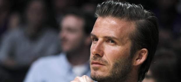 David Beckham, el 'David' que hubiera esculpido Miguel Ángel