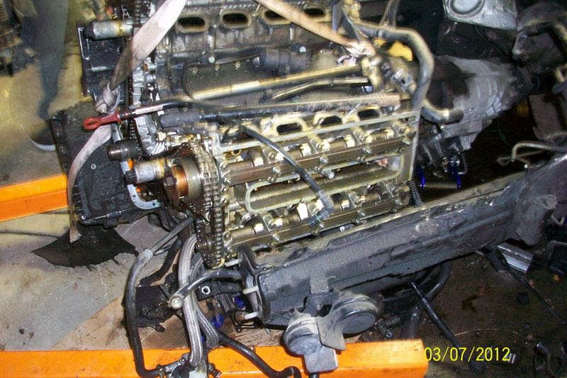 1998 BMW 540i Engine and/or Transmission - Pelican Parts ...