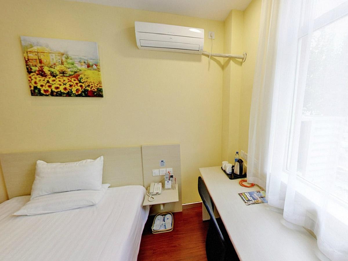 Review Hanting Hotel Shanghai Yu Garden South HeNan Road