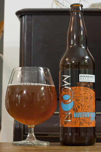 Review: Moon Under Water Tranquility IPA by Cody La Bière