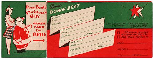 record club gift 1940