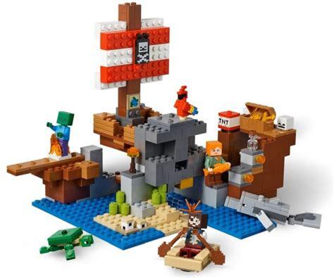 lego minecraft   bigfig figuren und  klassische