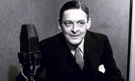 TS Eliot in 1941