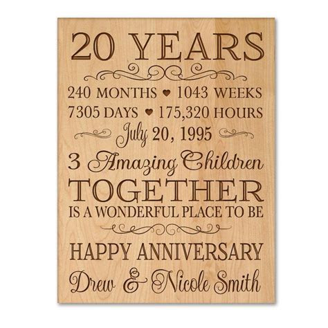 20th Anniversary Gifts For Wife Dogs Cuteness,   Daily