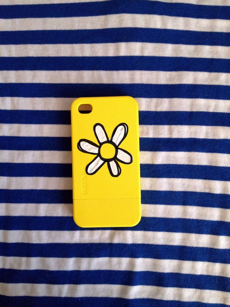 DIY daisy iphone ipod celphone case cute, kawaii monicutte for the first lime.com