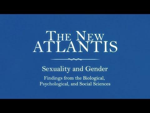 Informe sobre sexualidad y gender