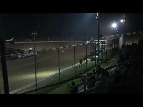 Jackson County Speedway | 7/30/21 | Steel Block Late Models | Heat 2