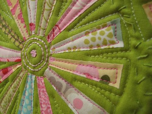 Allium detail3 by Poppyprint