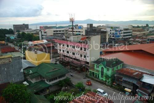 Ormoc City downtown
