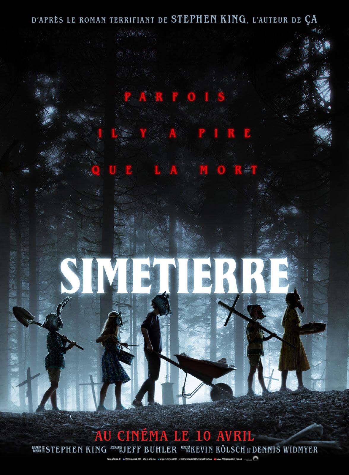 Simetierre Film 2019 Allociné