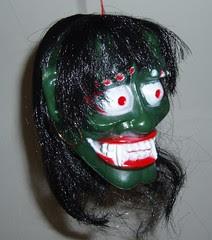 Carnival Monster toy