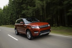 First drive: Range Rover Sport SDV8  Car Reviews  by Car