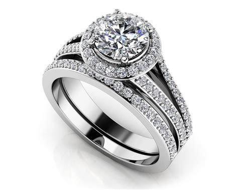 Diamond Bridal Sets & Wedding Ring Sets