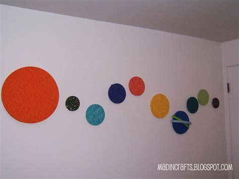 Simple Solar System Mad in Crafts