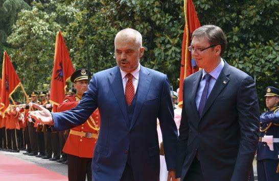 Πρόκληση από τον Αλβανό πρωθυπουργό: Θέτει θέμα θαλασσίων συνόρων