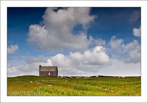 Baleshare Field by JayTeaUK