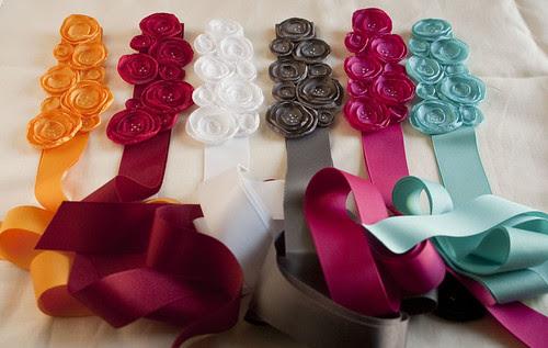 rosebud belts 1