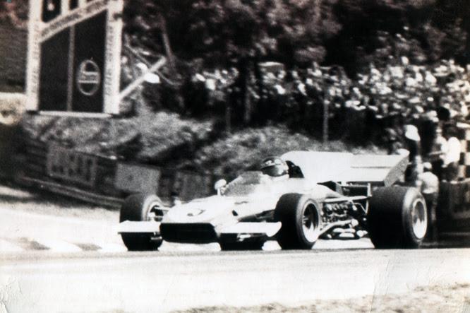 Ferrari 312 B2, British GP, Brands Hatch