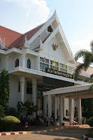Entrance of Surat Thani provincial court
