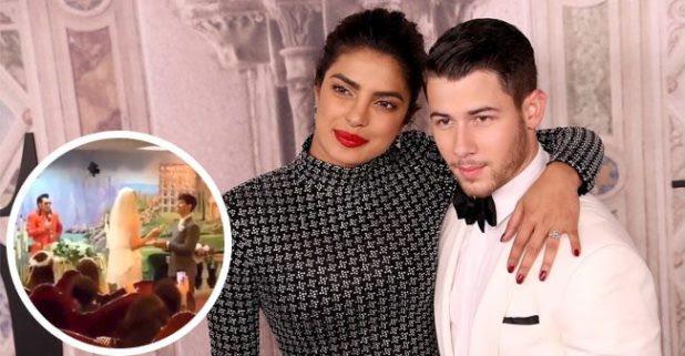 Priyanka Chopra Gushes over the Private Wedding of Joe Jonas and Sophie Turner