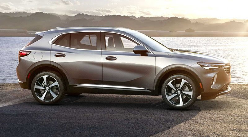 2021 buick envision s unveiled for chinese markets  motoraty