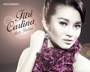 Lirik lagu Fitri Carlina – Anti Galau