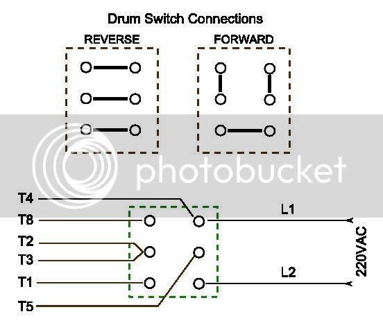 35 220v Single Phase Motor Wiring Diagram