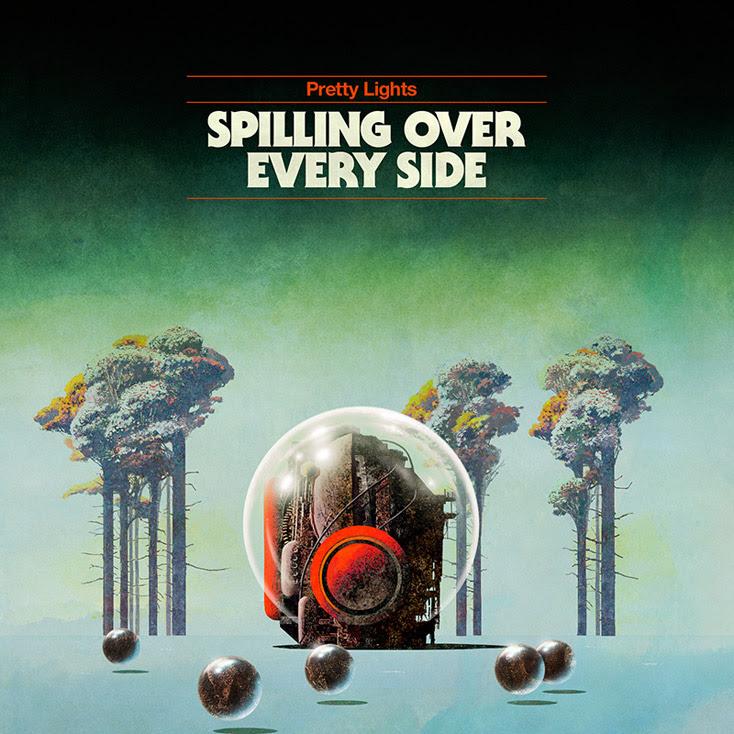 Dan McPharlin - Spilling Over Every Side