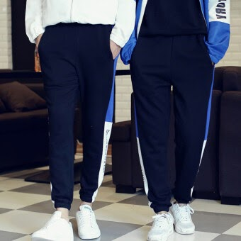 1d876d6be0 esis Tria: Shopping New style men and women Couple wear Spring and Autumn Ji  Weiyi zipcardigan junior high school student fashion casual sports  suitclass ...