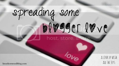 All the Joys - Blogger Love