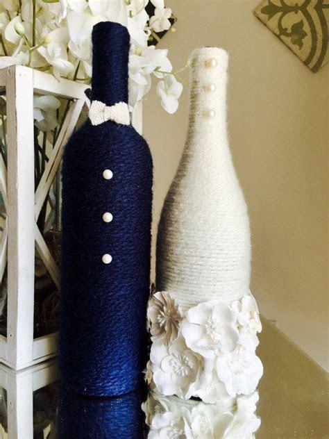 25  Best Ideas about Wedding Wine Bottles on Pinterest