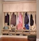 Entryway Storage Solutions by McClurg