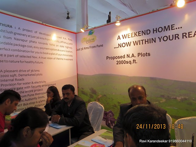 www.greenhillhomes.in - Green Hill Homes - Mathura Weekend Homes  2000 sq ft Proposed N A Plots - Baneshwar Nasrapur - Pune Property Exhibition, Times Property Expo 'Investment Festival 2013', 23rd & 24th November 2013