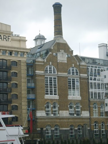 Former Courage brewery
