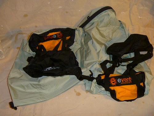Sea to Summit compression dry sack