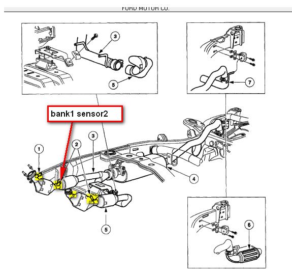 27 2003 Ford F150 O2 Sensor Diagram
