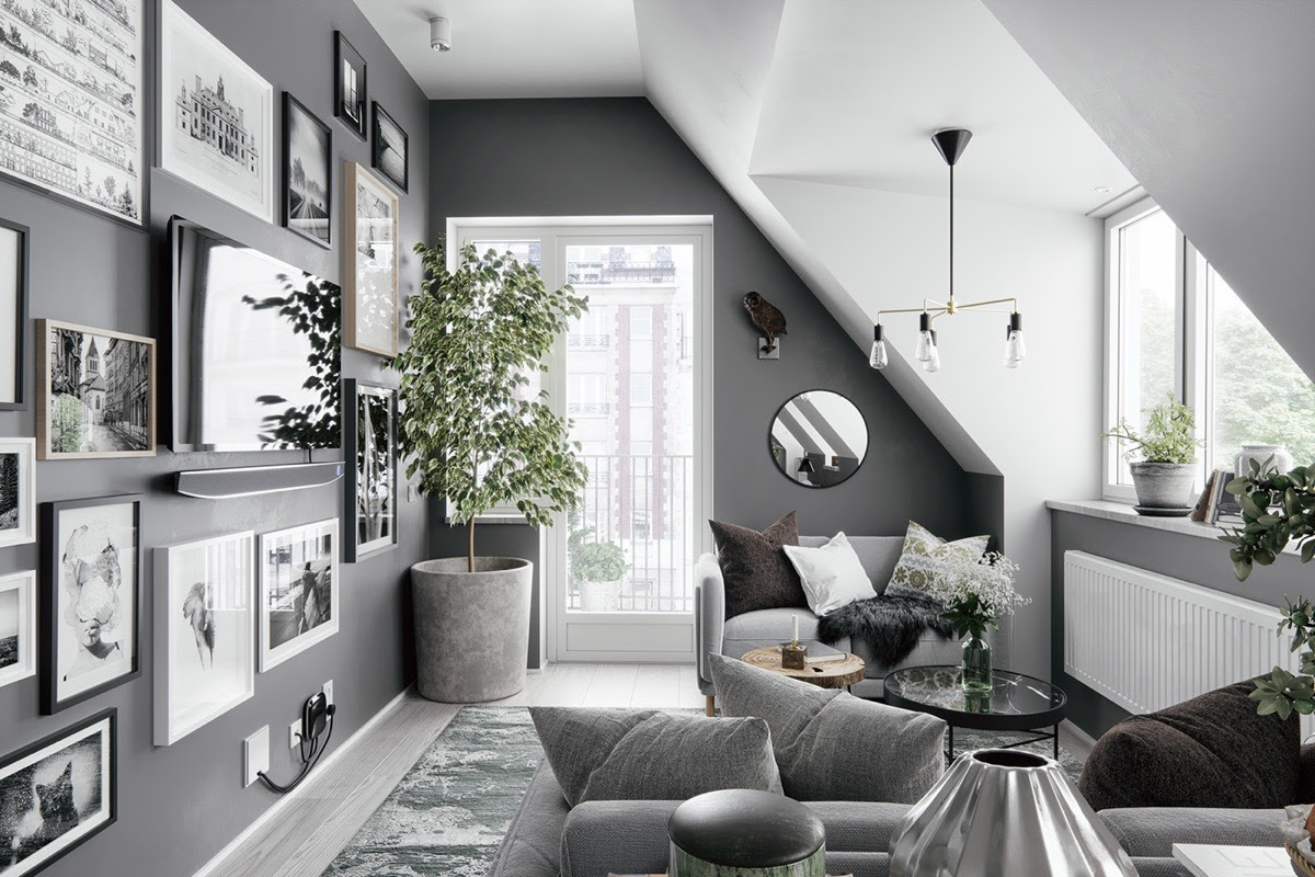 23 Grey Living Rooms That Help Your Lounge Look Effortlessly