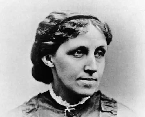 Louisa May Alcott Spinster Enjoys Valentines Day 1868 New